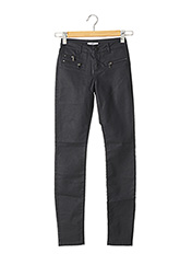 Pantalon casual bleu ZAPA pour femme seconde vue