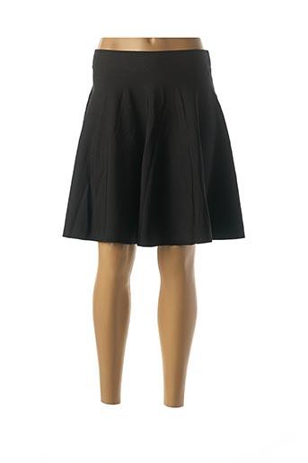 Jupe mi-longue noir MEXX pour femme