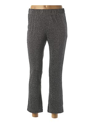Legging gris BENETTON pour femme