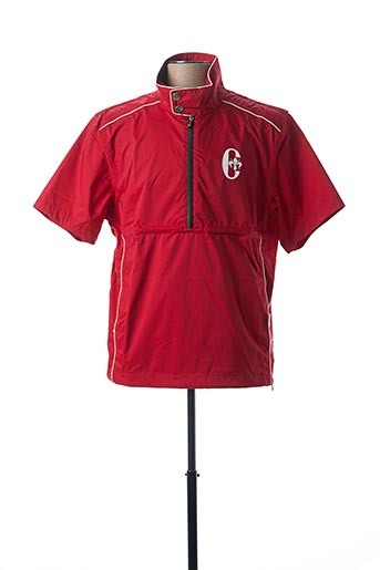 Imperméable/Trench rouge CONTE OF FLORENCE pour homme