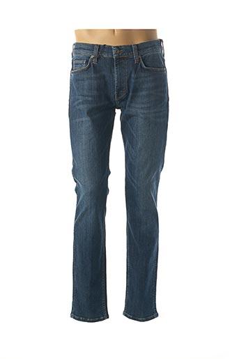Jeans coupe slim bleu MUSTANG pour homme