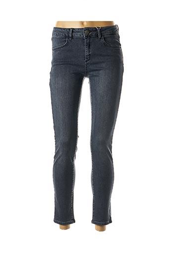 Pantalon 7/8 bleu MEXX pour femme