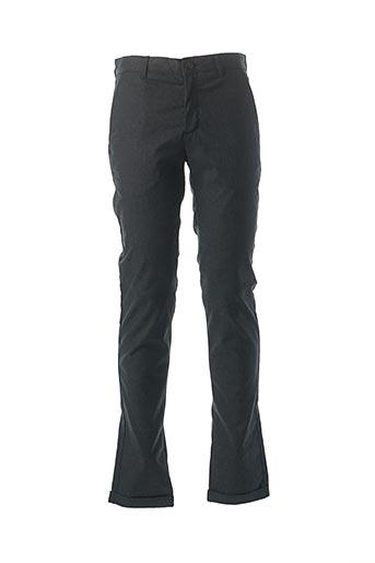 Pantalon casual gris CAMBRIDGE pour homme