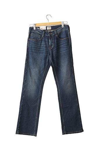 Jeans bootcut bleu MUSTANG pour homme
