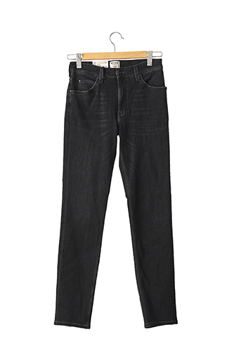 Jeans coupe slim noir MUSTANG pour homme