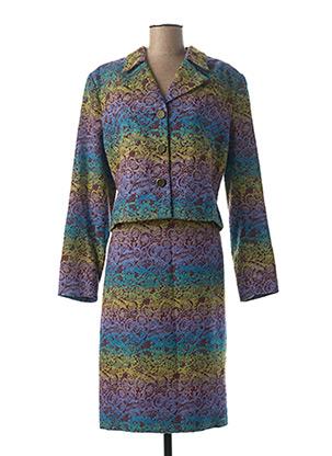 Veste/jupe violet FILLE DU SUD pour femme
