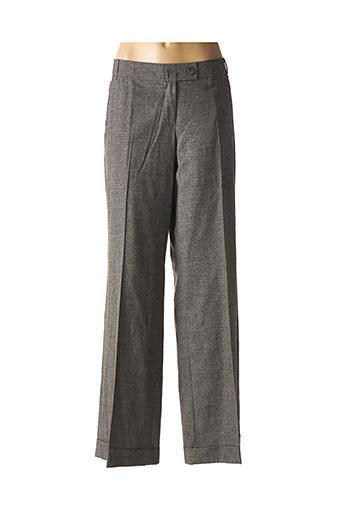 Pantalon casual gris APRIORI pour femme