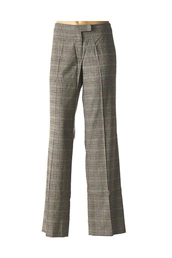 Pantalon casual violet DP JEANS pour femme
