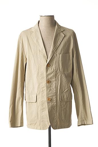 Veste chic / Blazer beige HARTFORD pour homme