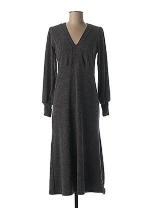 Robe pull gris EMA BLUE'S pour femme