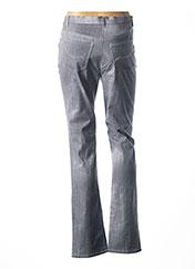 Pantalon casual gris KARTING pour femme seconde vue
