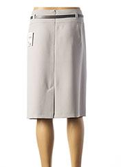 Jupe mi-longue beige GERRY WEBER pour femme seconde vue