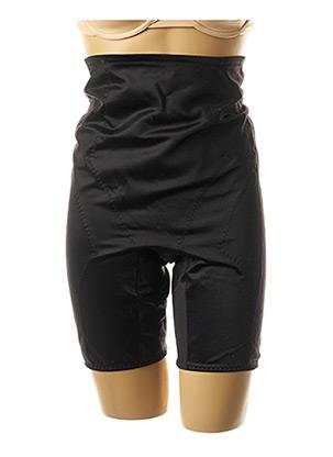 Panty noir MARINA RINALDI pour femme