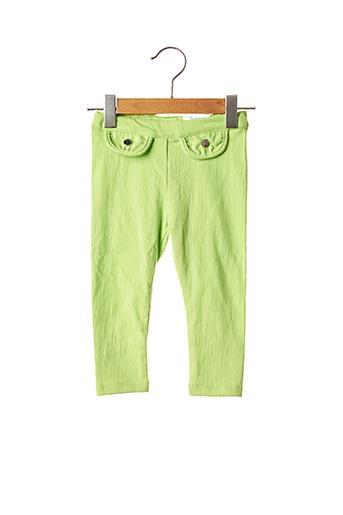 Legging vert MAYORAL pour fille