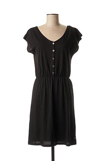 Robe mi-longue noir KATMAI pour femme