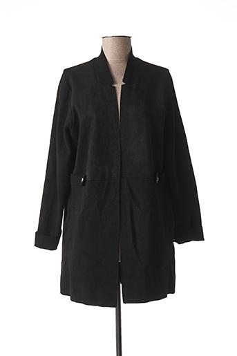 Veste chic / Blazer noir MORGAN pour femme