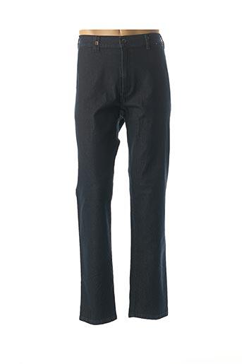 Jeans coupe slim bleu LCDN pour homme