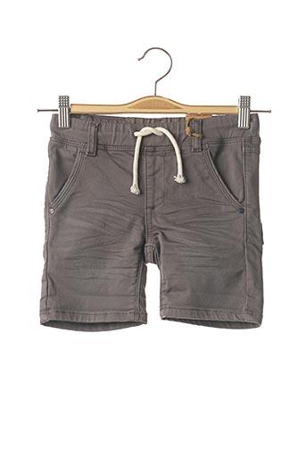 Short gris NOPPIES pour garçon