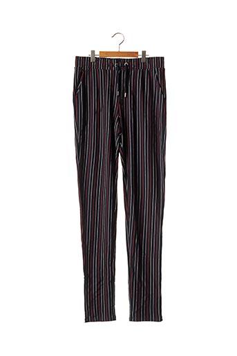 Pantalon casual noir GARCIA pour fille