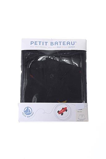 Caleçon noir PETIT BATEAU pour garçon