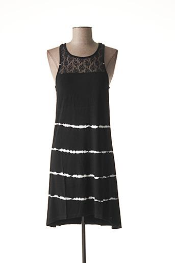 Robe courte noir O'NEILL pour femme