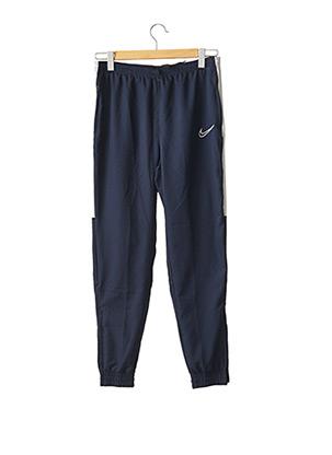 Jogging bleu NIKE pour homme