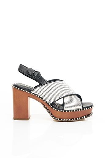 Sandales/Nu pieds blanc TAMARIS pour femme