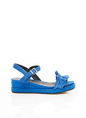 Sandales/Nu pieds bleu TAMARIS pour femme seconde vue