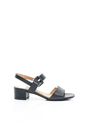Sandales/Nu pieds noir MARCO TOZZI pour femme