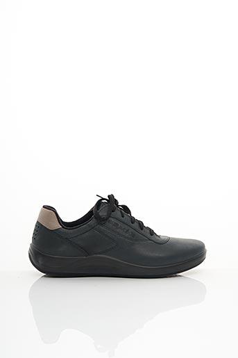 Baskets noir EASY WALK78 pour homme
