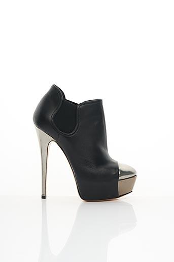 Bottines/Boots noir CASADEI pour femme