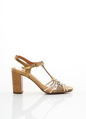 Sandales/Nu pieds beige CHIE MIHARA pour femme