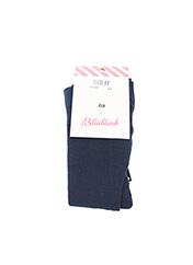 Collants bleu BILLIEBLUSH pour fille seconde vue