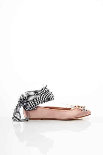 Ballerines rose COOLWAY pour femme
