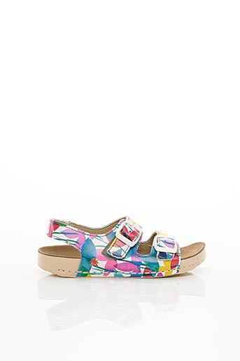 Sandales/Nu pieds bleu ART pour fille