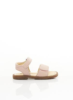 Sandales/Nu pieds rose FALCOTTO pour fille