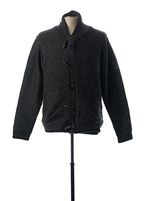 Manteau court gris TEDDY SMITH pour homme