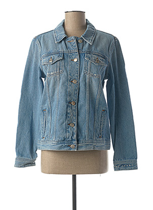 Veste en jean bleu TOMMY HILFIGER pour femme
