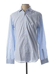 Chemise manches longues bleu SELECTED pour homme seconde vue