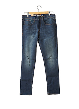 Jeans coupe slim bleu CASUAL FRIDAY pour homme
