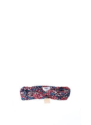 Accessoire pour cheveux rose SUNCOO pour femme