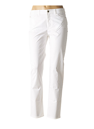 Pantalon casual blanc ARMANI pour femme