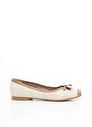 Ballerines blanc BEE.FLY pour femme