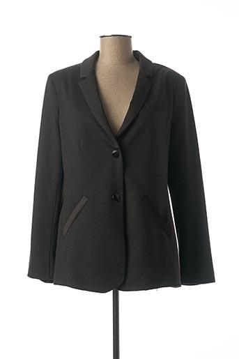 Veste chic / Blazer noir VOODOO pour femme