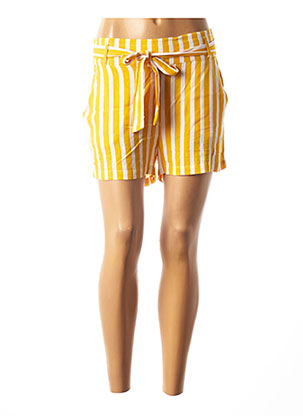 Short jaune SURKANA pour femme