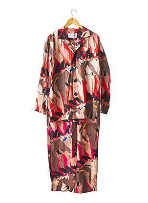 Pyjama rose AZ FACTORY pour femme