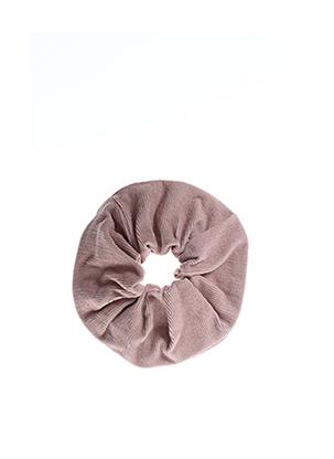 Accessoire pour cheveux rose ROSAE pour femme