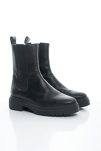 Bottines/Boots noir BA&SH pour femme