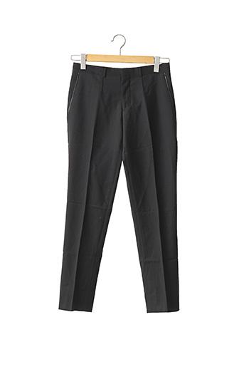 Pantalon chic noir IZAC pour homme