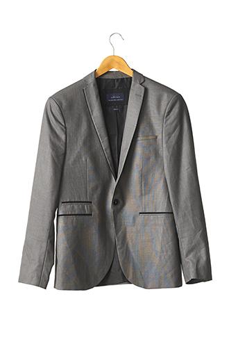 Veste chic / Blazer gris ZARA pour homme